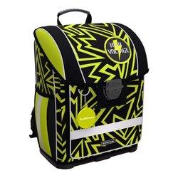 Ученический ранец с пластиковым дном ErichKrause® ErgoLine® 16L High Voltage 52581