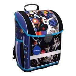 Ученический ранец с пластиковым дном ErichKrause® ErgoLine® 16L Cosmonaut 52585