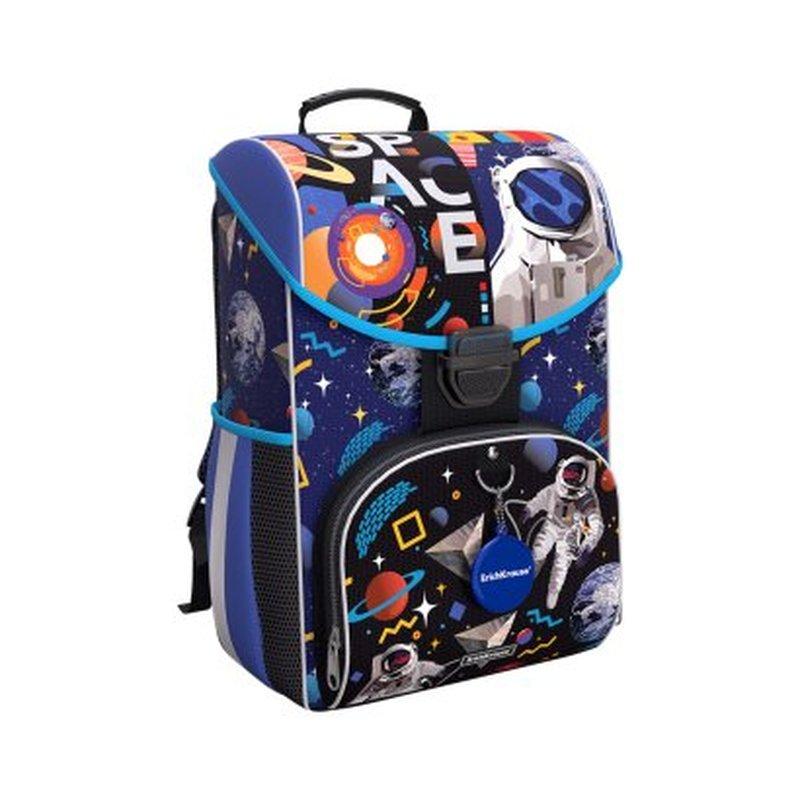 Ученический ранец ErichKrause® ErgoLine® 15L Cosmonaut 52599