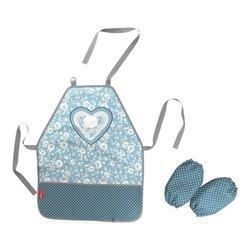 Фартук с нарукавниками ErichKrause® Lacey Heart 52709