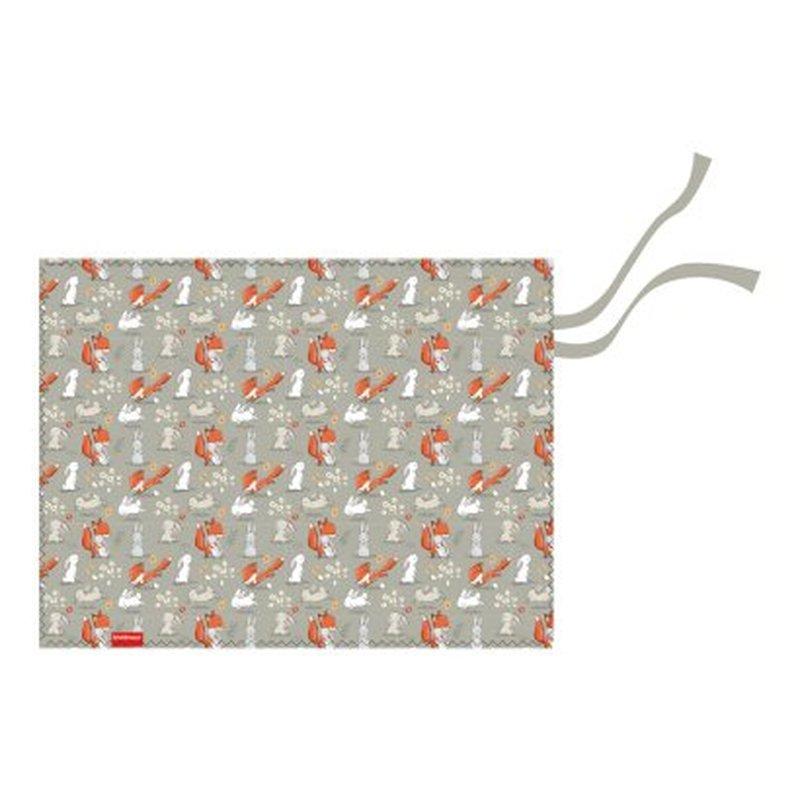 Подкладка настольная текстильная ErichKrause® Best Friends, A3+ 52722