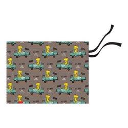 Подкладка настольная текстильная ErichKrause® Traveling Giraffe, A3+ 52725