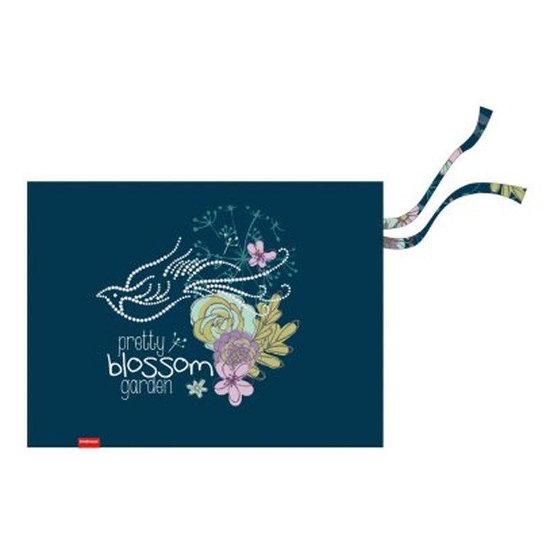 Подкладка настольная текстильная ErichKrause® Blossom, A3+ 52726