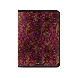 Папка для тетрадей на молнии пластиковая ErichKrause® Crimson Python, А4+ 52840