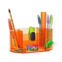 Набор настольный ErichKrause® Victoria, Neon, оранжевый 52880