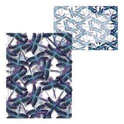 Папка на резинках пластиковая ErichKrause® Neon Dragonflies, A4 52905