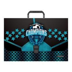 Портфель пластиковый ErichKrause® Champions, FC 52918