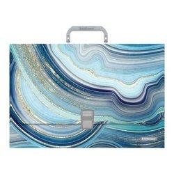 Портфель пластиковый ErichKrause® Marble Kyanite, FC 52920