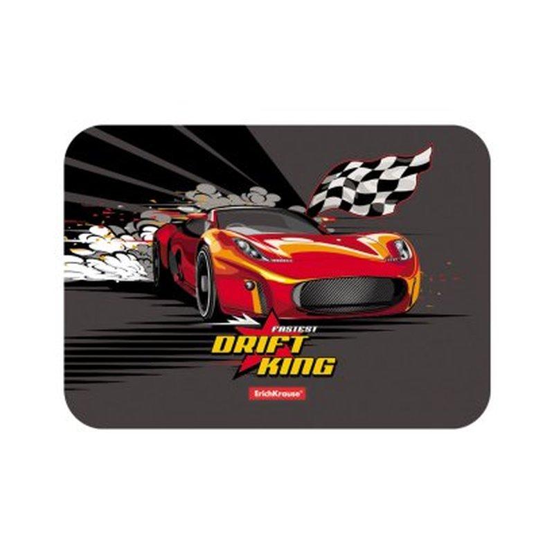 Подкладка настольная пластиковая ErichKrause® Drift King, А3 52931