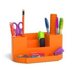 Набор настольный ErichKrause® Victoria, Neon Solid, оранжевый 53265