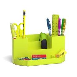 Набор настольный ErichKrause® Victoria, Neon Solid, желтый 53266