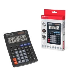 Калькулятор ErichKrause® 12-разрядов DC-4512. 54512