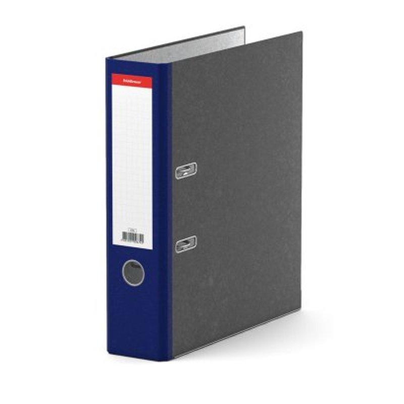 Папка–регистратор с арочным механизмом разборная ErichKrause®, Original, А4, 70 мм, синий 674