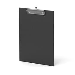 Планшет с зажимом ErichKrause®, Standard, А4, черный 754