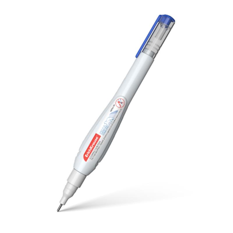 "Ручка-корректор ErichKrause ""ARCTIC WHITE"", 10 мл. 781"