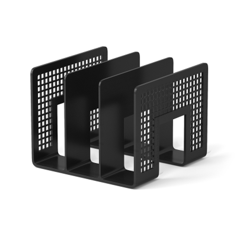 Подставка пластиковая для бумаг ErichKrause® Office, черный 8070