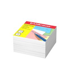 Бумага для заметок ErichKrause®, 90x90x50 мм, белый 2717