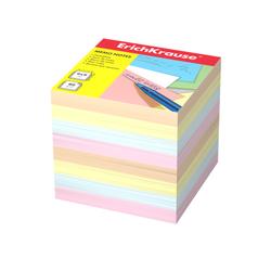 Бумага для заметок ErichKrause®, 90x90x90 мм, 4 цвета 5140